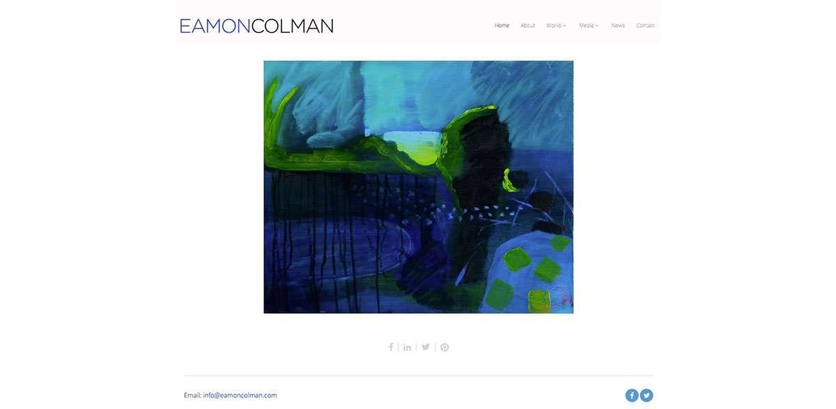 Eamon Colman website