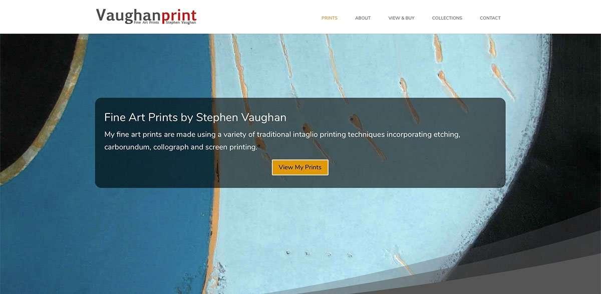 Vaighanprint prints by Stephen Vaughan