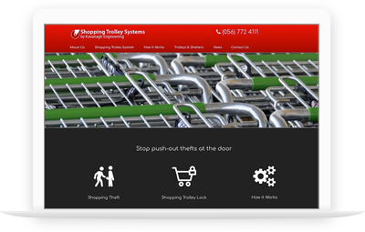 project Shopping Trolley Systems