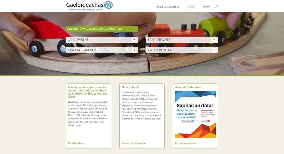 Gaeloideachas