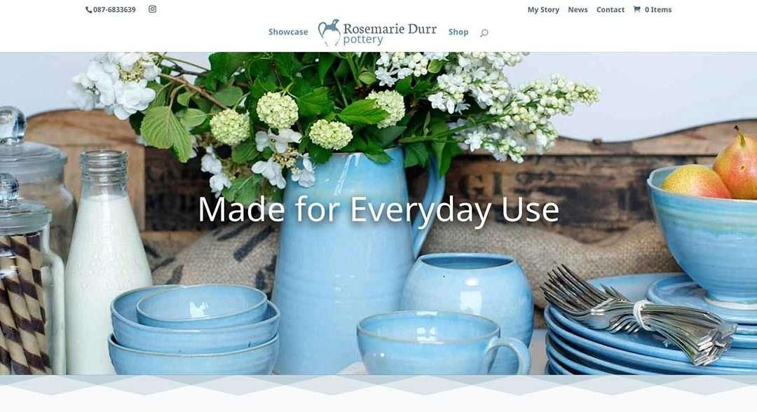 Rosemarie Durr Pottery