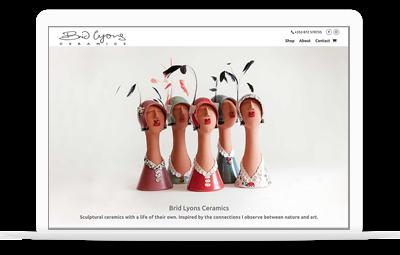 Brid Lyons Ceramics project