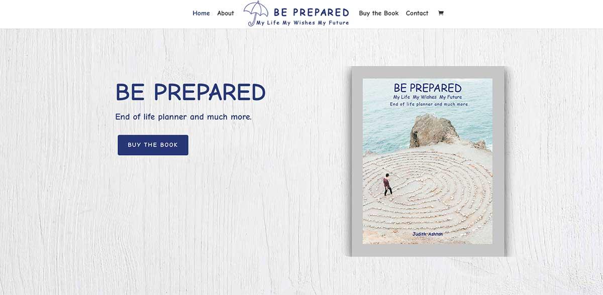 Be Prepared website